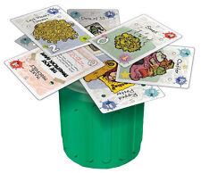 Garbage Day Card Game Mayday Games MGG 4228 w/ Plastic Garbage Can