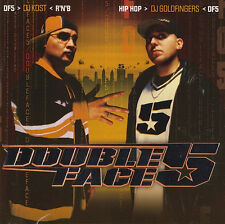 DJ KOST / DJ GOLDFINGERS - DOUBLE FACE 5 (2 CD - 2003 - mixed) LL Cool J...
