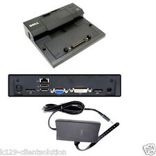 Dell Dockingstation PR03X | Simple E-Port II 130W | Latitude E5430, E5530, E6230