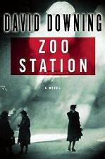 Zoo Station (John Russell World War II Spy Thriller #1) (A John Russell WWII Sp