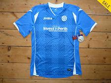 St Johnstone Camiseta De Fútbol Top infantil de 12/14 años Hogar fútbol Jersey Perth Santos