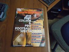 Sports Illustrated 1982 College And Pro Football Spectacular
