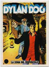 STICKER DYLAN DOG copertina n.7 la zona del crepuscolo official stickers