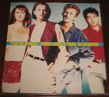 "Prefab Sprout Lp "" FROM LANGLEY PARK TO MENPHIS "" CBS 1988"