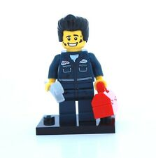 NEW LEGO MINIFIGURES SERIES 6 8827 - Mechanic