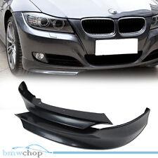 Unpainted BMW E90 LCI OE-Style Sedan Front Lip Splitter Bumper 09-11 ◎