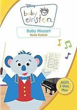 Baby Mozart DVD 2007 Einstein Music Festival Award Winning 0-3 Disney