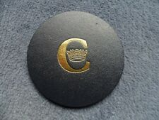 British Airways Concorde Leather Drinks Coaster 1976 Rare Free shipping to UK!!