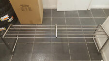 Stainless steel rug rack new 4 foot horsebox horse storage tack room stable