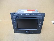 Ford Mondeo MK3 Touchscreen Sat Nav Navigation Radio CD Player 5S7T-18B988-AC