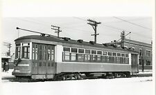 6CC740 1940s/70s? CHICAGO SURFACE LINES #6200N 93-95 STREET