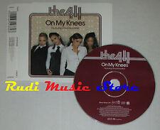 CD Singolo THE 411 On my knees 2004 GHOSTFACE KILLAH SONY 674938 2 (S1) mc dvd