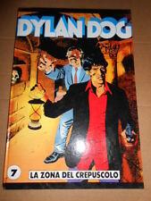 Bonelli Dylan dog 7 La Zona Del Crepuscolo Quaderno Cartonato