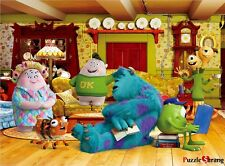 "Jigsaw Puzzles 500 Pieces ""Monsters, Inc"" / Disney"