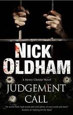 Judgement Call (A Henry Christie Mystery)