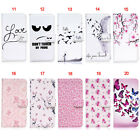 Feather Bear Wallet Leather Flip Tpu Case Cover For Samsung Galaxy S6/S6 Edge