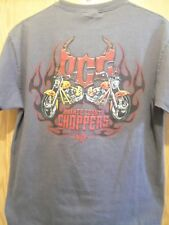 OCC choppers L t shirt graphic