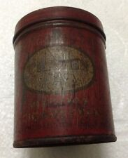 Rare Vintage CRAVEN A VIRGINIA CIGARETTES Cigarette Storage Tin Can