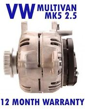 VW - MULTIVAN - MK5 MK V - MPV - 2.5 - 2003, 2004, 2005 - 2009 RMFD ALTERNATOR