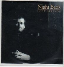 (EP900) Night Beds, Lost Springs - 2013 DJ CD