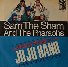"""SAM THE SHAM AND THE PHARAOHS - JU JU HAND   7""""SINGLE (G324)"""