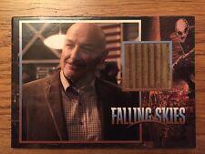 Falling Skies Season 2 Terry O'Quinn As Arthur Manchester Costume Card 214/375