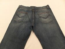 Energie Loose Morris 40 x 27 Made in Italy Button Fly Men's Jeans