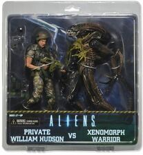"ALIENS - Private Hudson vs Xenomorph Warrior 7"" Action Figure 2-Pack (NECA)"