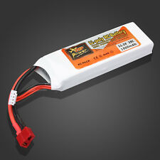 ZOP Power 11.1V 1500mAh 25C Lipo Battery T Plug for RC Car Truck Helicopter