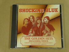 CD / SHOCKING BLUE ‎– THE GOLDEN HITS