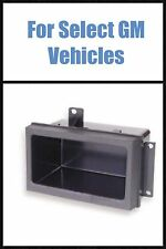 GM GMC Chevrolet Pickup Dash Storage Bin Pocket select 88-94 Truck SUV Vehicles