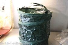Gartenmühlsack Gartentonne 30 Liter Grün 31 cm x 35 cm Gartenabfall mit Henkel