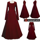 MEDIEVAL Renaissance dress ELEONORE, Tailor Made in Germany, S M L XL
