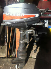 outboard motor mariner 8hp not working seized selling parts sale for COWLING