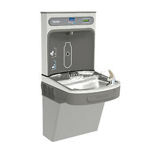 Elkay Ezs8wslk Water Refilling Station, Non Filtered Single Level, Light Gray