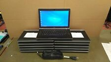 "Lot of 5 Dell Latitude E6320 13"" Laptop i5 2.5Ghz 4GB 250GB DVDRW  Win 7 Pro"
