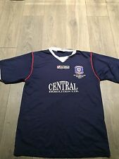 Falkirk Home Shirt 2007/08 'Scottish Cup Winners 1957' Large Rare