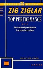 Listen and Learn Ser.: Top Performance : How to Develop Excellence in...