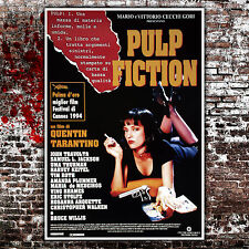 Movie Poster Pulp Fiction - Quentin Tarantino 35x50 CM