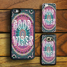 Good Vibes Trippy Hippie iPhone 6s case 5s 5c SE 4s iPod HTC LG Samsung Cases