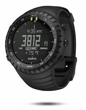 Suunto SS014279010 - Core All Black Military Authentic - NEW LATEST MODEL W/BOX