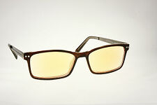 ANTI-GLARE COMPUTER TINTED READING GLASSES 1.75 MODEL #CRS1019