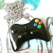 Unique XBOX 360  NECKLACE handmade GAMING CONTROLLER game MIXED UP DOLLY ace!
