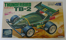 Imai Thunderbirds Thunderbird 2 Super Racer Model Series-3 4WD motorised model.
