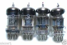 4x 6N5P Russian AudiophileTubes  NEW