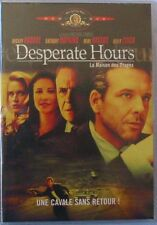 DVD DESPERATE HOURS - Mickey ROURKE / Anthony HOPKINS / Mimi ROGERS