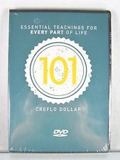 CREFLO DOLLAR~ESSENTIAL TEACHINGS FOR EVERY PART OF LIFE 101~HEALING~DVD SERIES