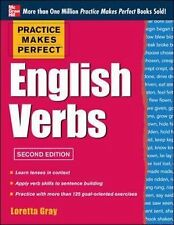 Practice Makes Perfect English Verbs, 2nd Edition: With 125 Exercises + Free Fla