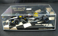 Minichamps◊Minardi European PS01 GP USA 2001◊ F.Alonso◊1/43  ◊ boxed / en boîte