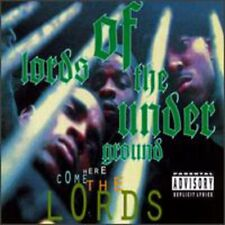 Here Come The Lords - Lords Of The Underground (1993, CD NEUF) Explicit Version